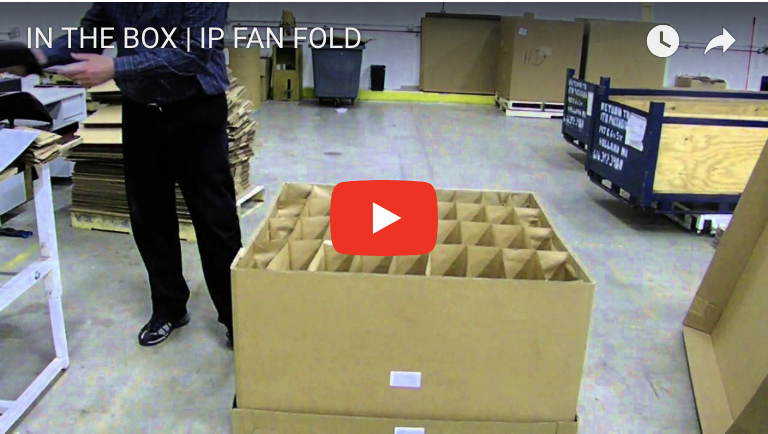 IN THE BOX | IP FAN FOLD
